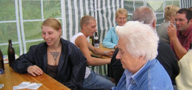 Grillfete am Hennersberg