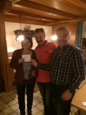 1. Preis Oberhofer + Untertrifaller
